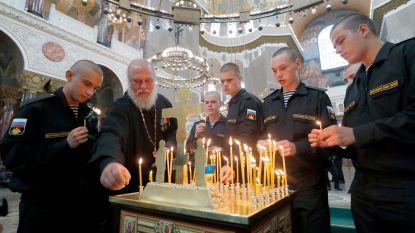 Russen laten weer weinig los over dodelijke brand kernonderzeeër