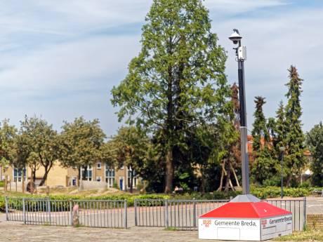 Cameratoezicht in strijd tegen overlastgevende jongeren in Oosterhoutse wijk Oosterheide