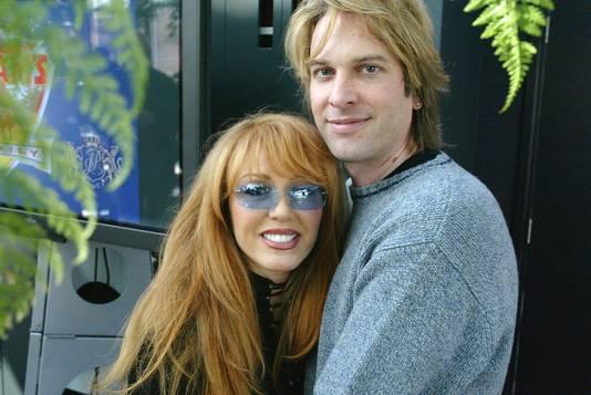 Patricia en Adam in 2003: 6 jaar voor hun geruchtmakende scheiding.