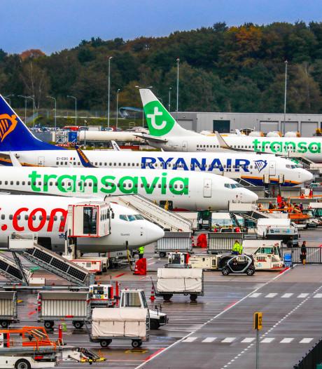 Pobeda stopt met vluchten tussen Moskou en Eindhoven