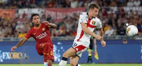 Kluivert met Roma niet voorbij Genoa