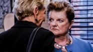 VIDEO. Catfight in 'Familie': rivales Marie-Rose en Brigitte vliegen elkaar net niet in de haren
