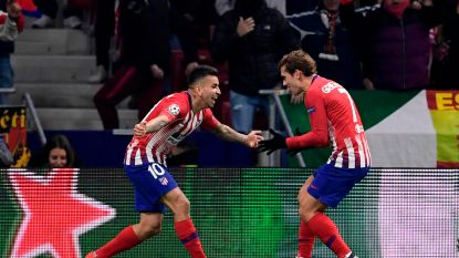 Atlético Madrid troeft een piepjong AS Monaco simpel af en bewijst Club Brugge een grote dienst