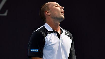 Darcis geeft in Peking op tegen Kyrgios - Davis Cup wordt hervormd - Goffin voorbij Gasquet naar halve finales in Tokio
