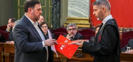 Zware celstraffen Catalaanse politici voor rol in strijd om onafhankelijkheid