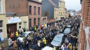 VIDEO: 2.000 fans van Sporting Lokeren nemen afscheid van eerste klasse met 'toekomstfeest'