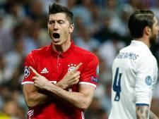 'Principe-akkoord tussen Real Madrid en Robert Lewandowski'