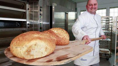 'Hemels Brood & Gebak': diaken Filiep opent na 28 jaar als schilder nu zijn eigen bakkerij