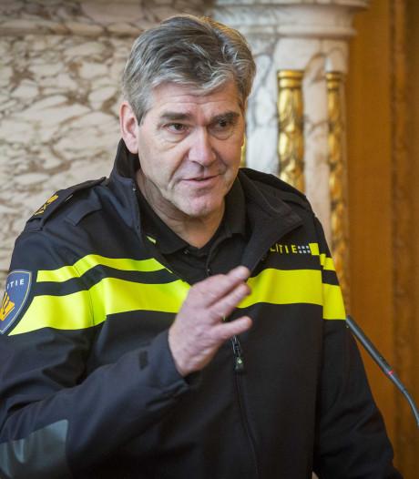 Politie Rotterdam bezorgd om vertrek korpschef Paauw