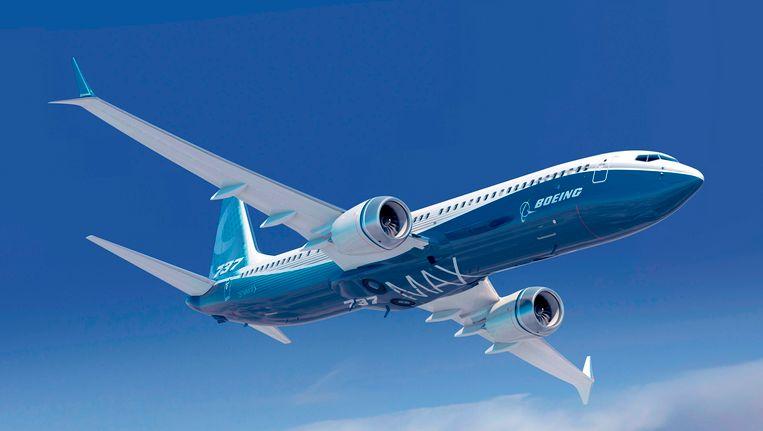 Boeing 737 Beeld REUTERS