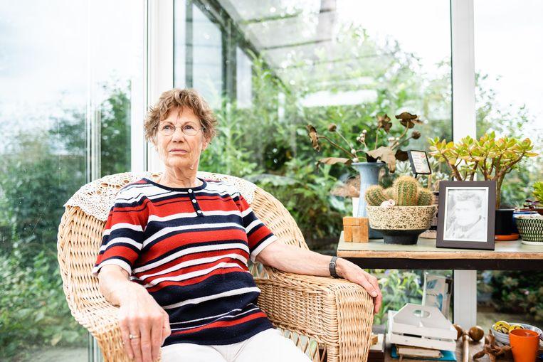 Mien Potters-van Houtum Beeld Katja Poelwijk