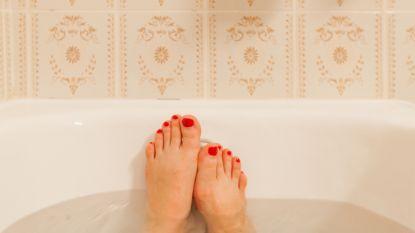 Goed nieuws: een warm bad is goed voor je gezondheid