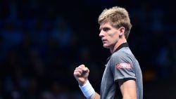 Anderson maakt brandhout van Federer-killer Nishikori op ATP Finals