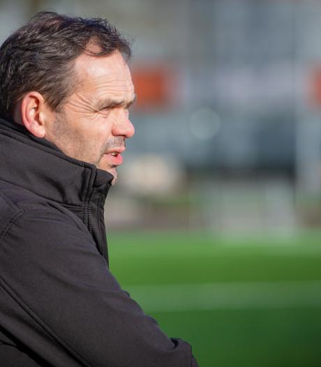 Voetbalcoach Theunissen kondigt afscheid aan bij Milsbeek