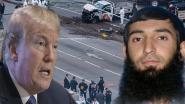 """Trump: """"Dader aanslag New York zou de doodstraf moeten krijgen"""""""