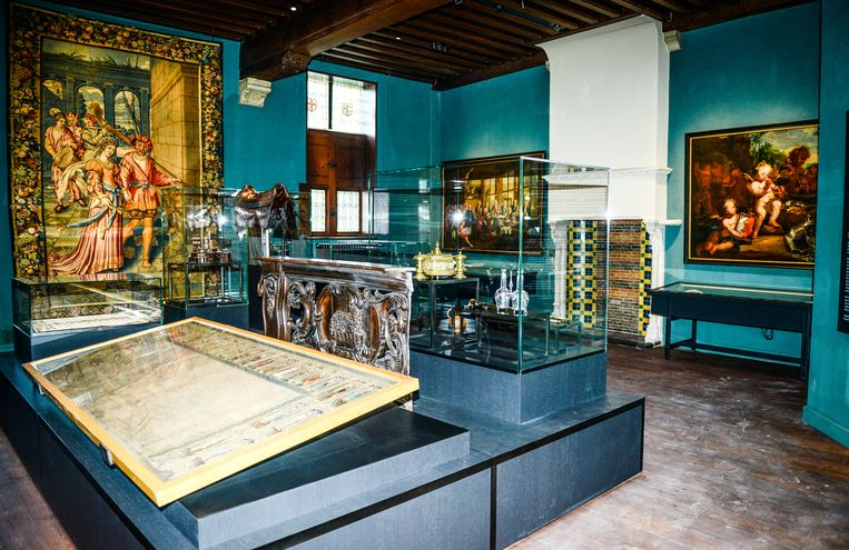 Gruuthusemuseum zet nieuwe Brugse 'makers' centraal in expositie ...