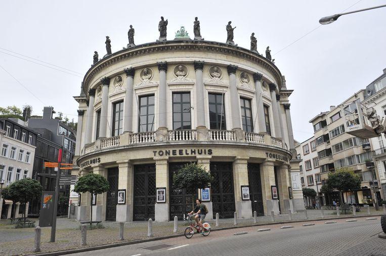 De Bourla, de thuisbasis van het Toneelhuis