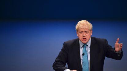 "Johnson dient ultiem brexitvoorstel in, en dreigt: ""We stappen op 31 oktober uit EU, wat er ook gebeurt"""