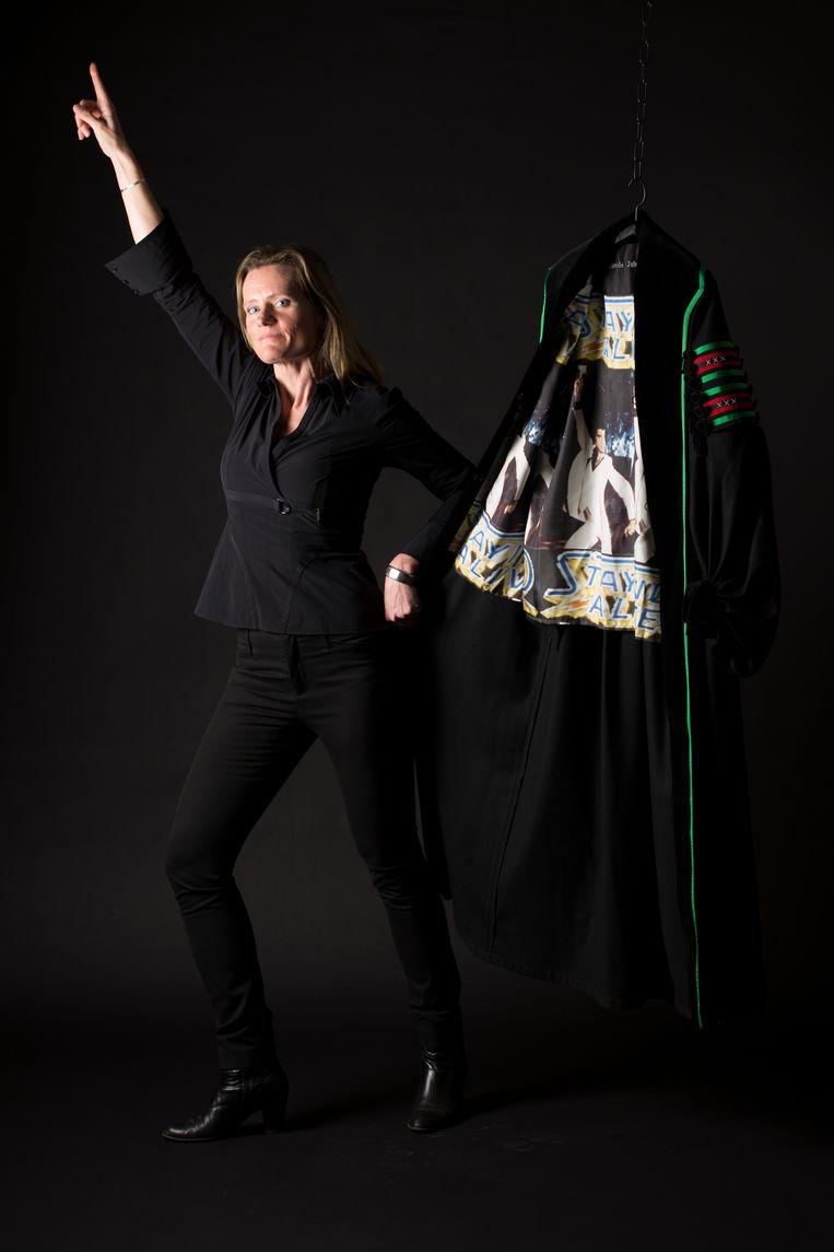 Nicole Juffermans Beeld Saskia Aukema