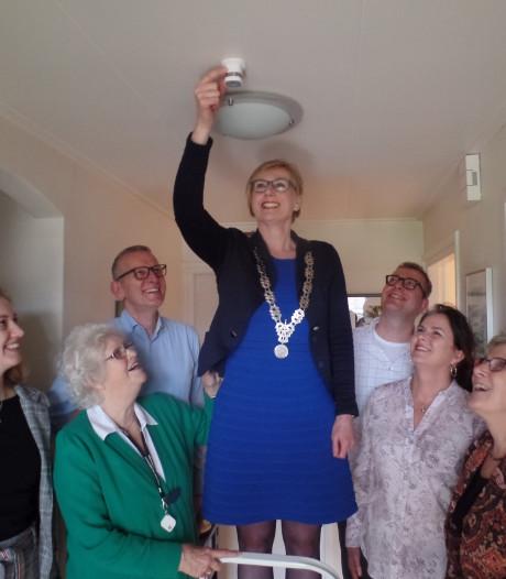 Nu al prijs voor project om ouderen in Achterhoek veilig langer thuis te laten wonen