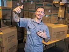 Michael (27) rapt zijn collega's in het HagaZiekenhuis toe: 'Hoofd koel, hart warm'