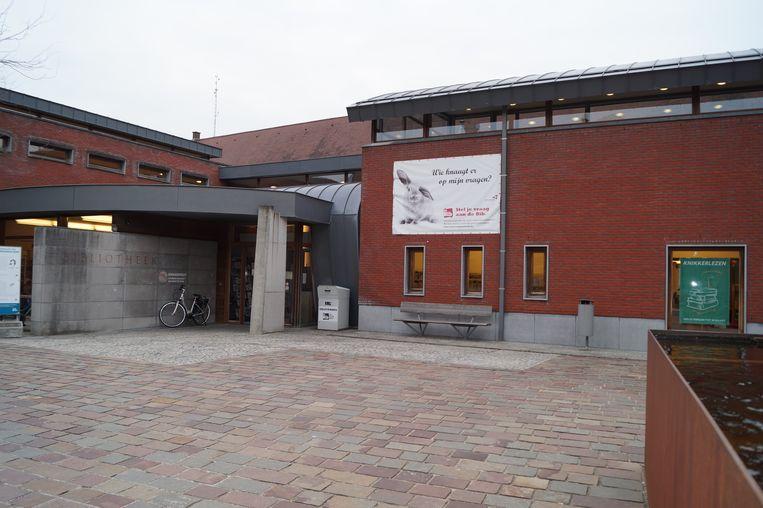 De bibliotheek van Tielt