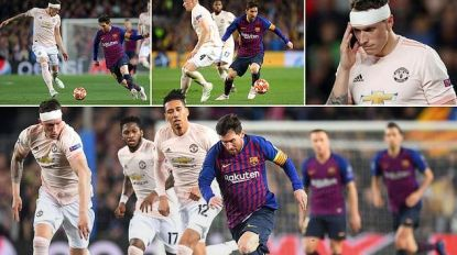"""De dribbel die de wereld rondgaat: """"Messi draaide Jones binnenstebuiten dat diens tulband loskwam"""""""