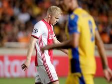 Van de Beek mist returnwedstrijd tegen APOEL