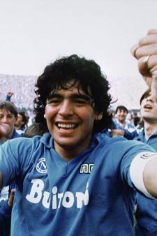 Maradona: van lam naar leeuw en opgejaagd wild