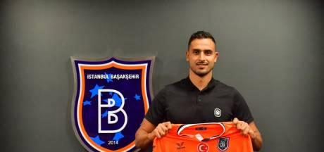 Officiel: Nacer Chadli file chez le champion de Turquie