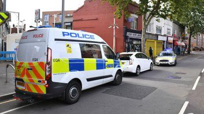 Vijftiger valt politieagent aan met machete in Londen
