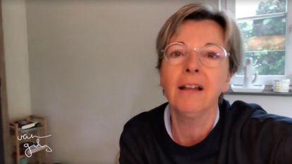Ingeborg verrast Lieven Van Gils met veel 'Gratitude'