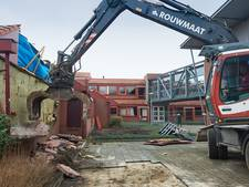 Eerste stenen van Rode School Uden vallen