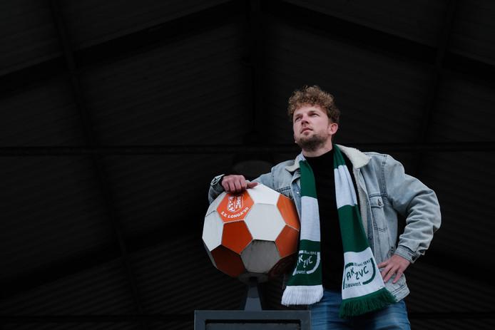 Sven Jurjus promoveerde met RKZVC naar de hoofdklasse.