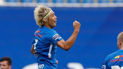 LIVE. GOAL! Ito breekt de ban voor RC Genk met héérlijk doelpunt