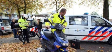 Nauwelijks bekeuringen voor opgevoerde scooters, behalve in Vlissingen
