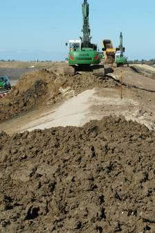 Schouwen-Duiveland is veilig achter de versterkte dijken