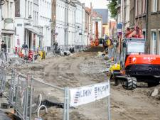 Wat vertraging door lockdown: Katelijnestraat is afgewerkt in april 2021