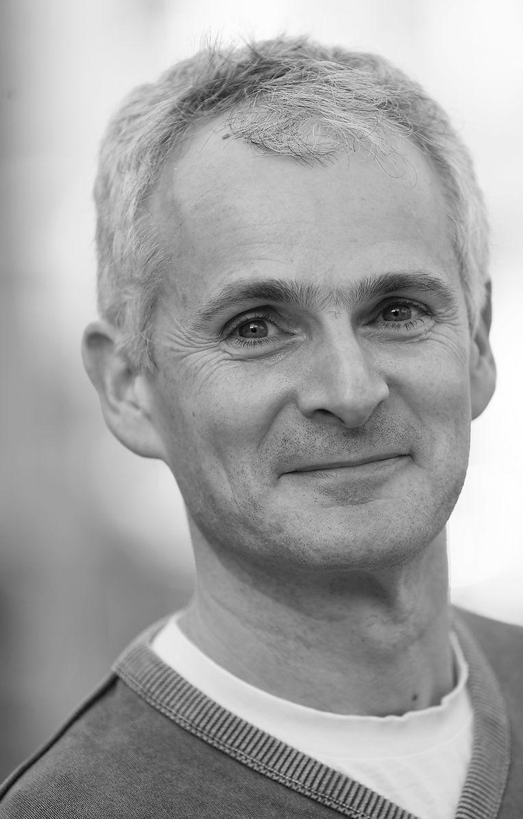 Marc Davidson, Socrates-hoogleraar milieufilosofie vanuit humanistisch perspectief aan Maastricht University en docent en onderzoeker aan de Universiteit van Amsterdam. Beeld