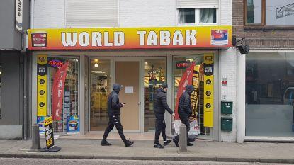 Twee tabakswinkels, twee ramkraken