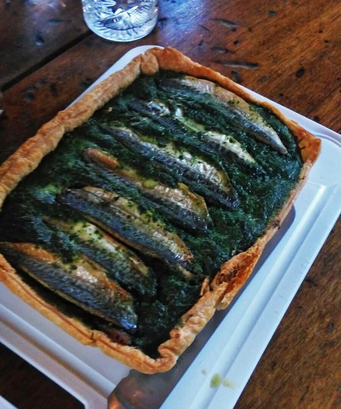 taart urk Twentse grap met Urker vistaart krijgt smakelijk staartje | Urk  taart urk