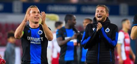 Belgische competitie per direct stopgezet, Club Brugge kampioen