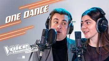 Niels & Alessia met 'Een Beetje Verslaafd Aan Jou/One Dance'