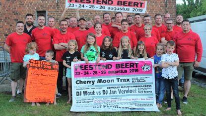 Vier dagen feest tijdens Feestend Beert: Dancemuziek en schlagers maar ook ambiance op Zotte Maandag