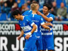 Speler van PEC Zwolle test positief op coronavirus, duel met PSV gaat vooralsnog gewoon door