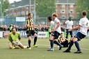 Vitesse werd vorig jaar in de eerste ronde al uitgeschakeld door de amateurs van Swift.