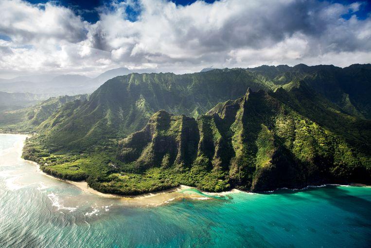 Hawaï, de VS.