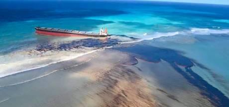 L'île Maurice déclare l'état d'urgence environnementale