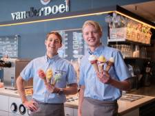 Waarom bij Van der Poel dezelfde type boys je ijsje scheppen