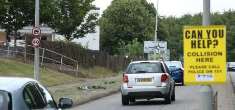 Zeventien gewonden bij crash tijdens evenement van Britse autoclub